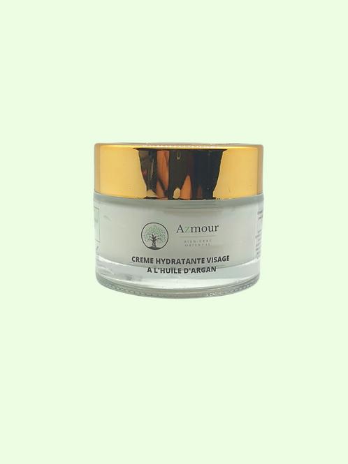 Crème Hydratante - Argan