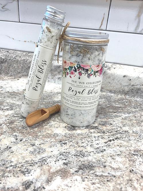 Royal Bliss Herbal Bath Salt
