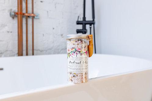Radiant Vibes Herbal Bath Salt