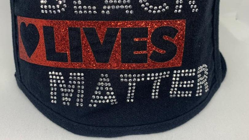 Black Lives Matter Mask (R&S)