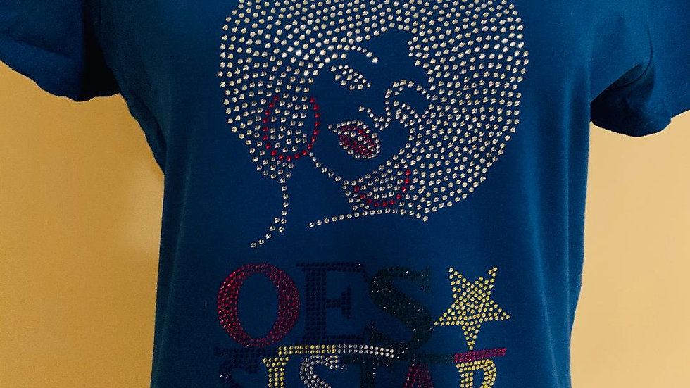 OES Afro Tee