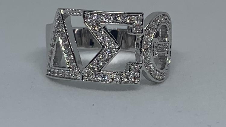 Delta Sigma Theta Ring