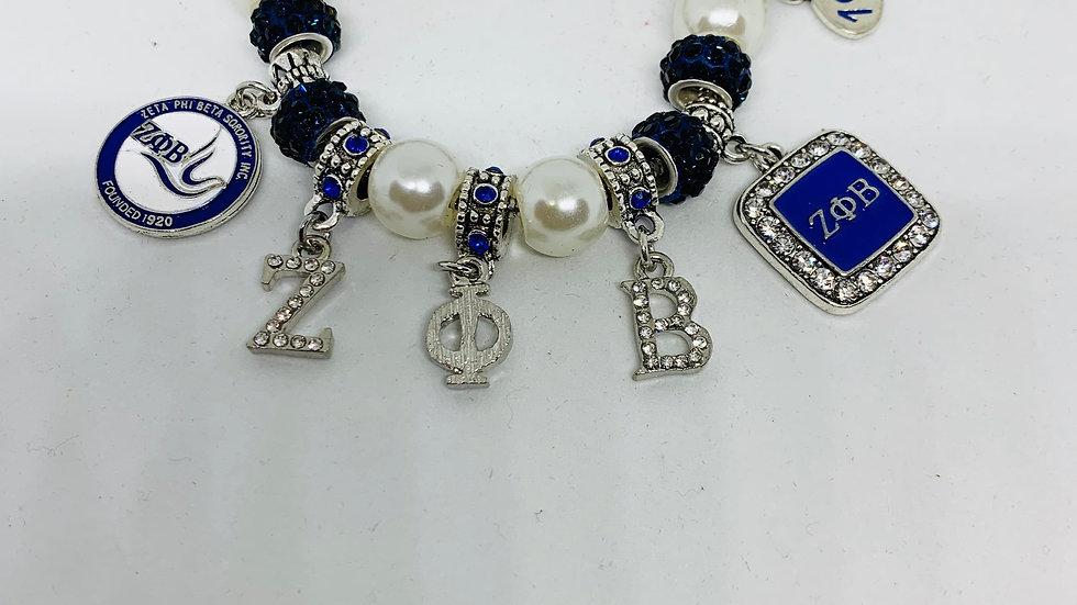 ZPB Charm Bracelet