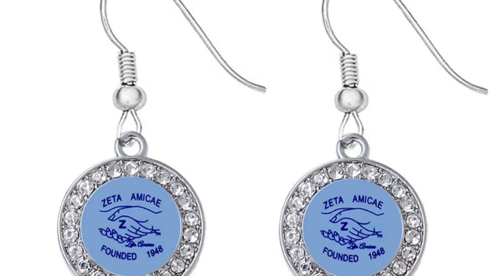 Zeta Amicae Earrings