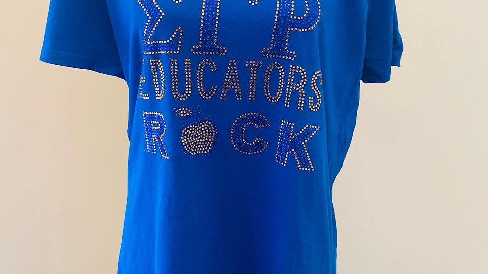 Sigma Gamma Rho Educators Rock T-Shirt
