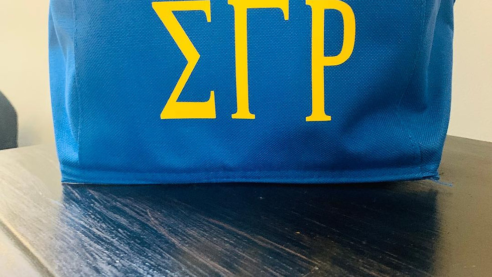 SGRho Lunch Bag