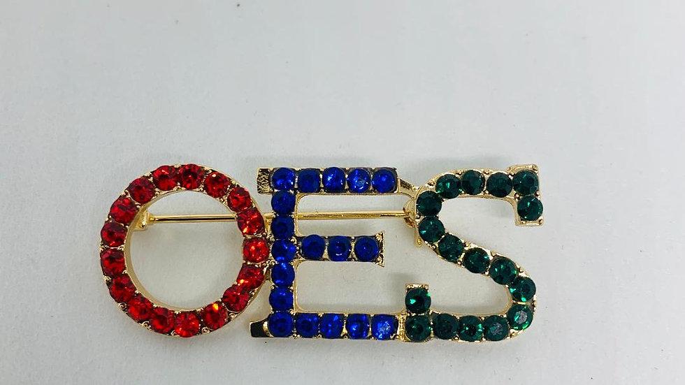 OES Pin (L)