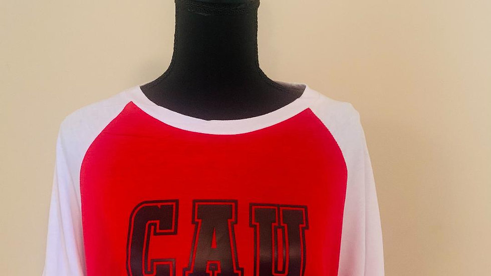 Clark Atlanta University Baseball T-Shirt