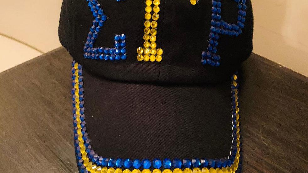 Sigma Gamma Rho Sorority, Inc. (Black Cap)