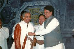 awarded by Shri Vilasrao Deshm
