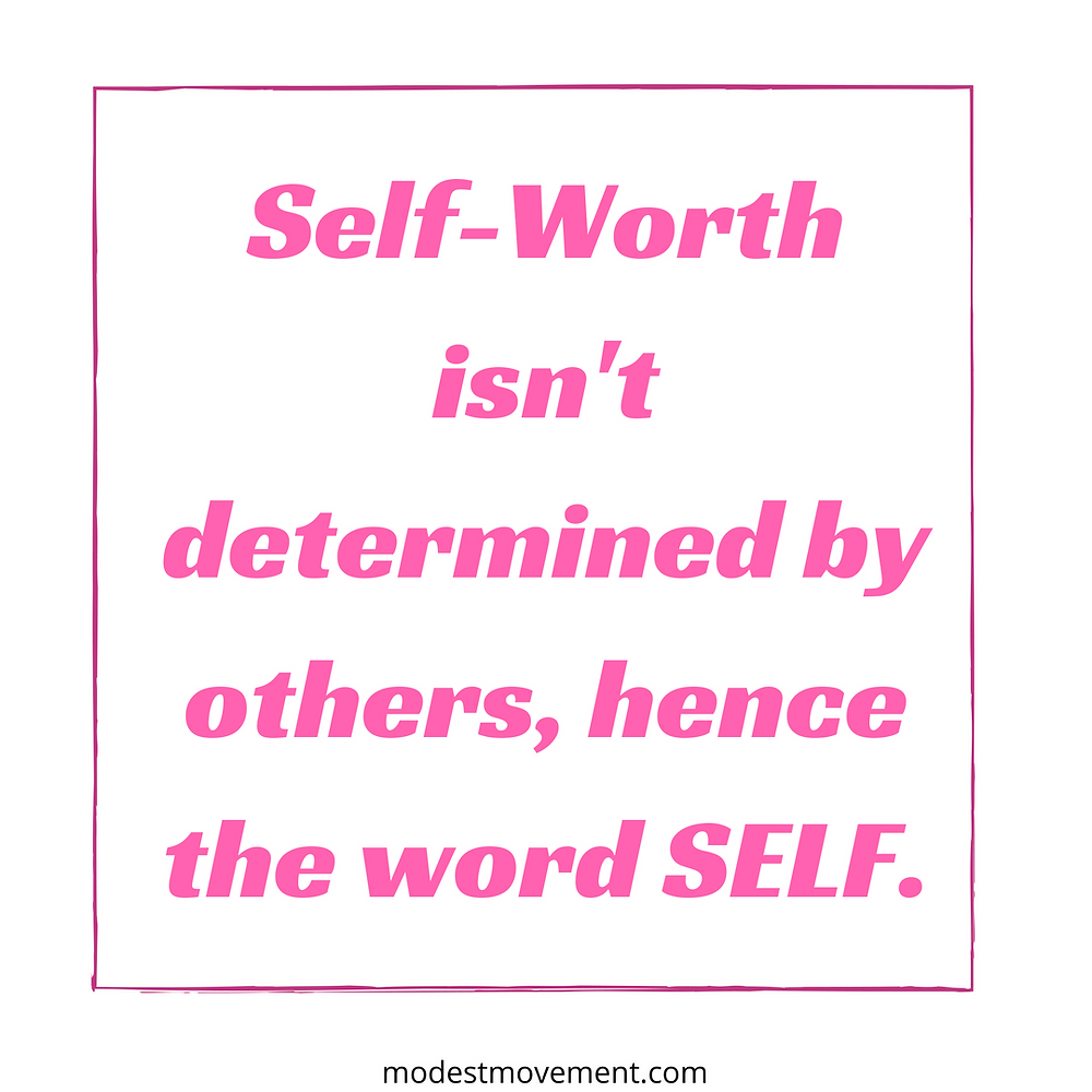 what-is-self-worth