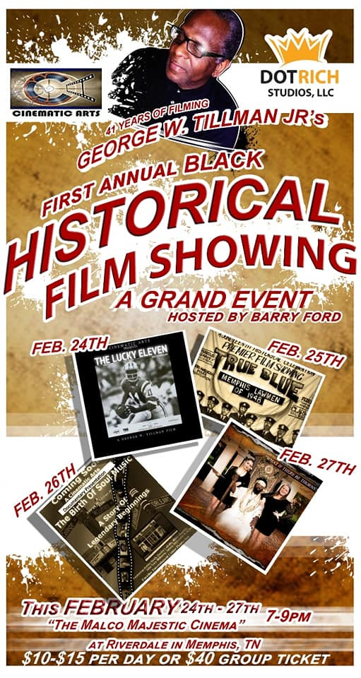Historical Film Screenings