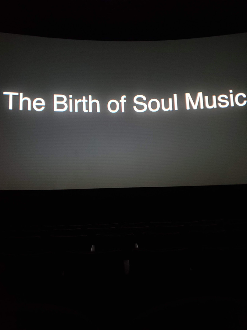 'The Birth of Soul Music' Screening