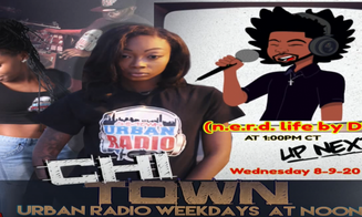 D'Vo On Chi Town Urban Radio