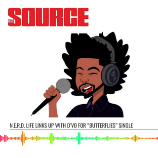 n.e.r.d. life by D'Vo on The Source