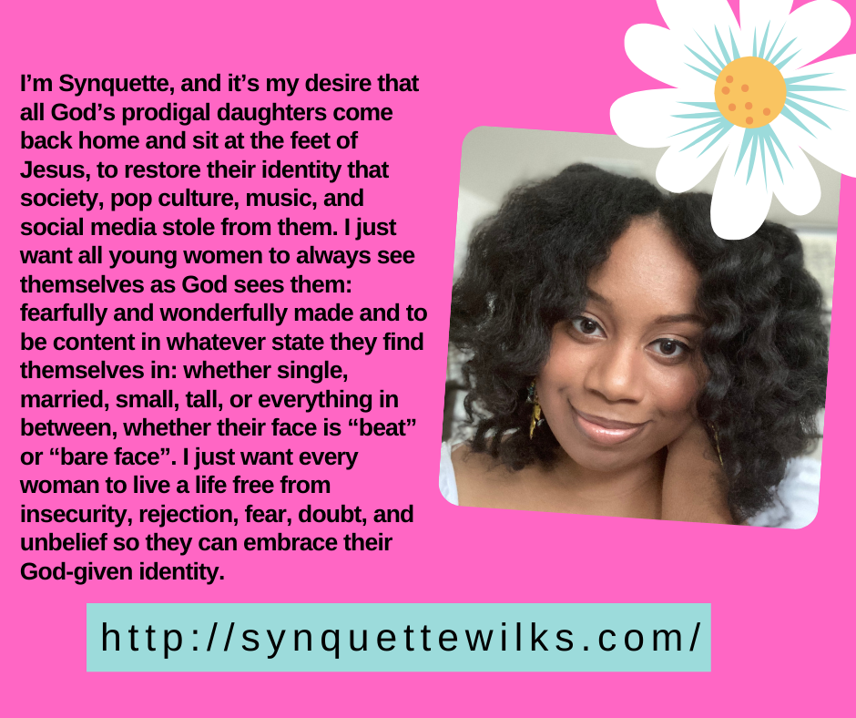 Synquette Wilks Author of The Master Reset