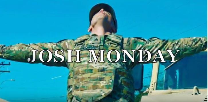 Josh-Monday-army-veteran-rapping