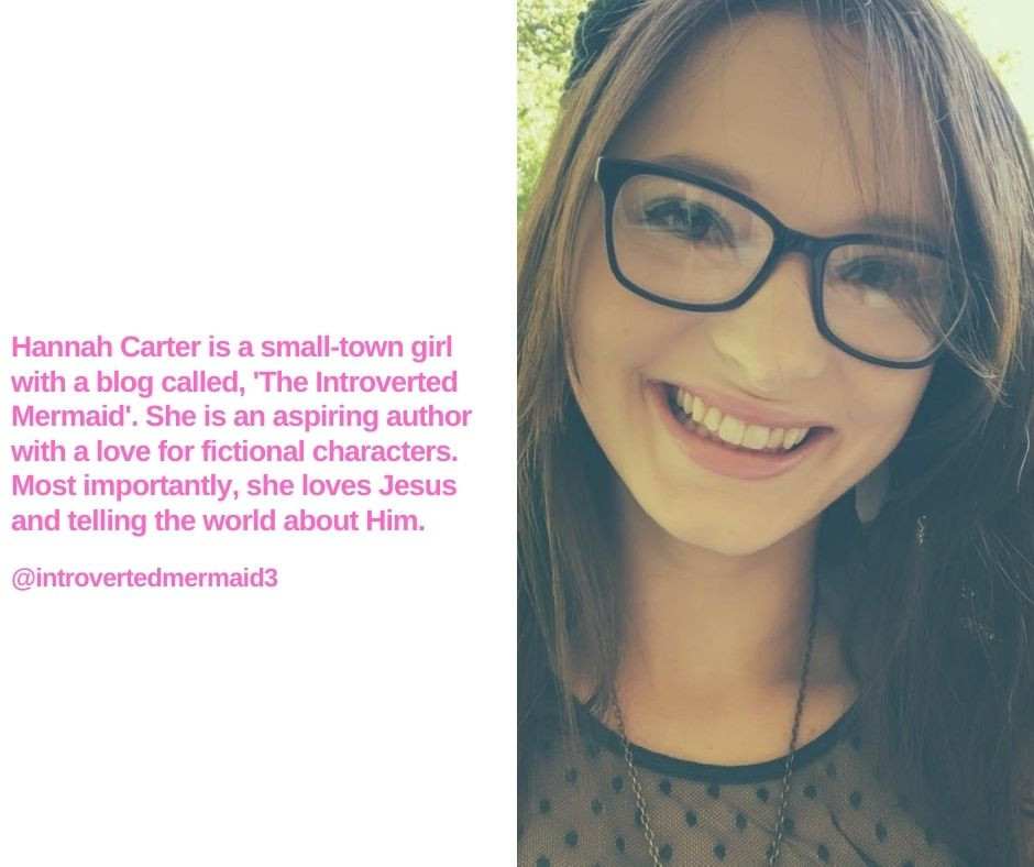 author hannah carter introverted mermaid