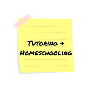 Memphis tutoring services and homeschooling