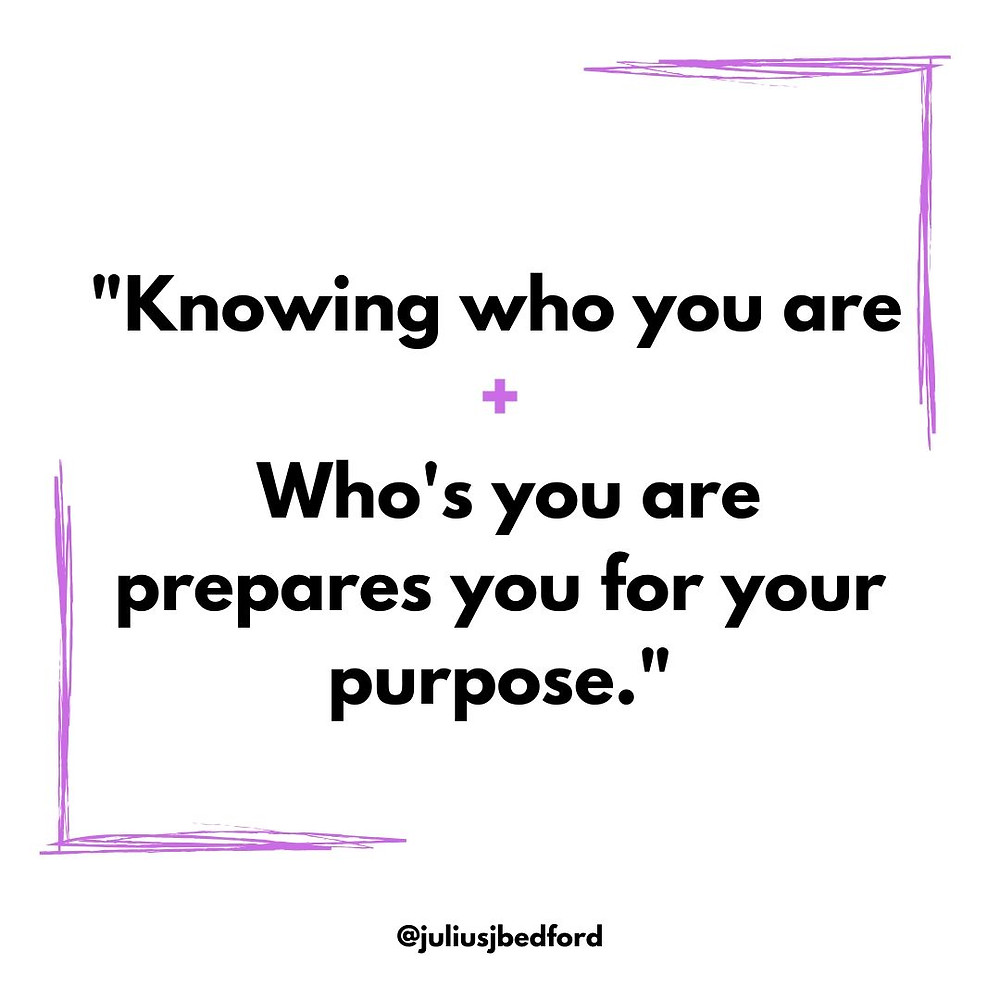 knowing your identity in Christ Jesus
