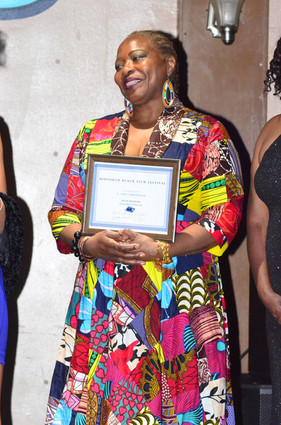 Dr. C. Sade Turnipseed Oscar Micheaux Award