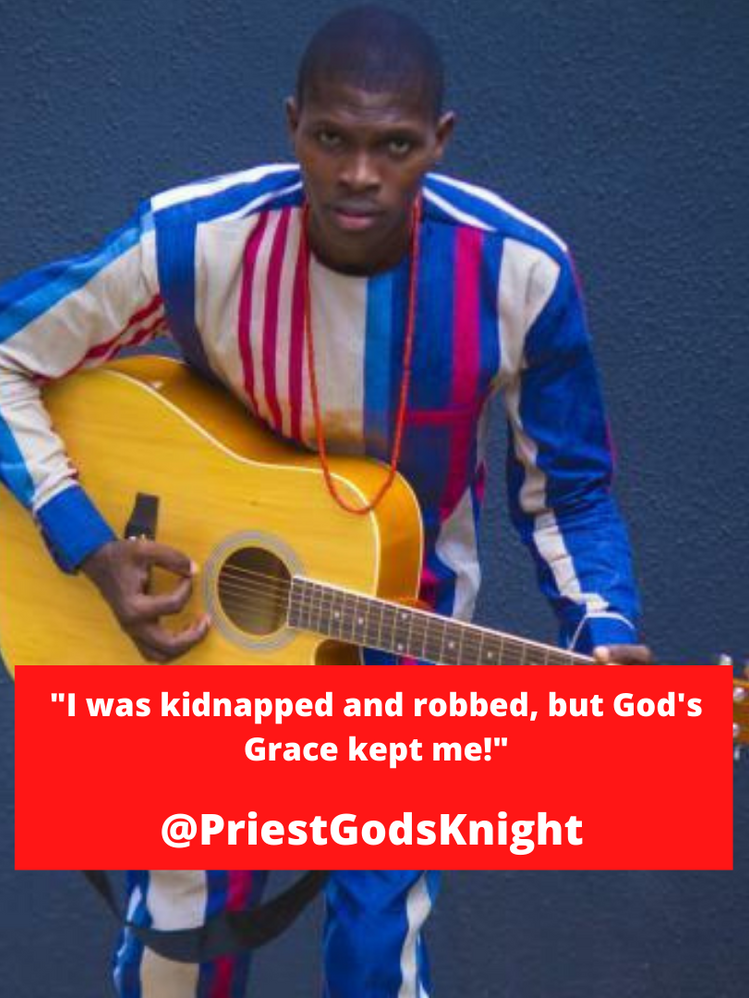 Priest Godsknight Kidnapped & Robbed