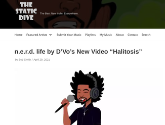 Halitosis review by Static Dive