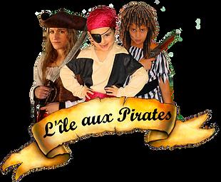 L'île aux Pirates, La Turballe
