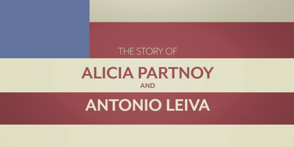 """Sneak Preview """"Belonging in the USA: The Story of Alicia & Antonio"""""""