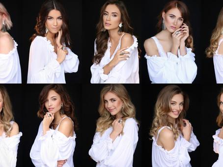 NEWS: Exkluzivně - Česká Miss 2018 - profily finalistek