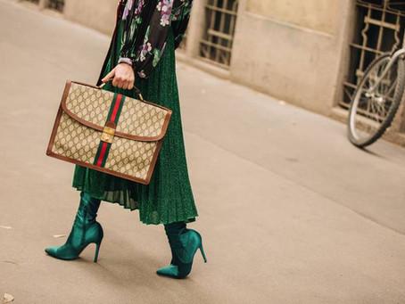 MÓDA: Milan Fashion Week Street Style