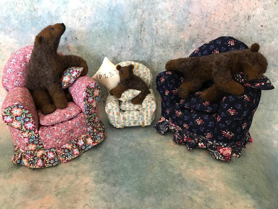 Bears' Chairs