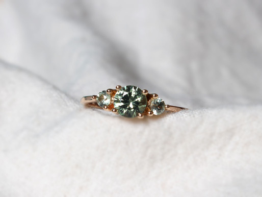 Wedding Supplier Spotlight: Rosie Clayden Jewellery