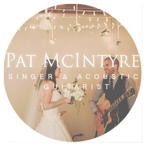 Pat McIntyre Singer and Acoustic Guitar