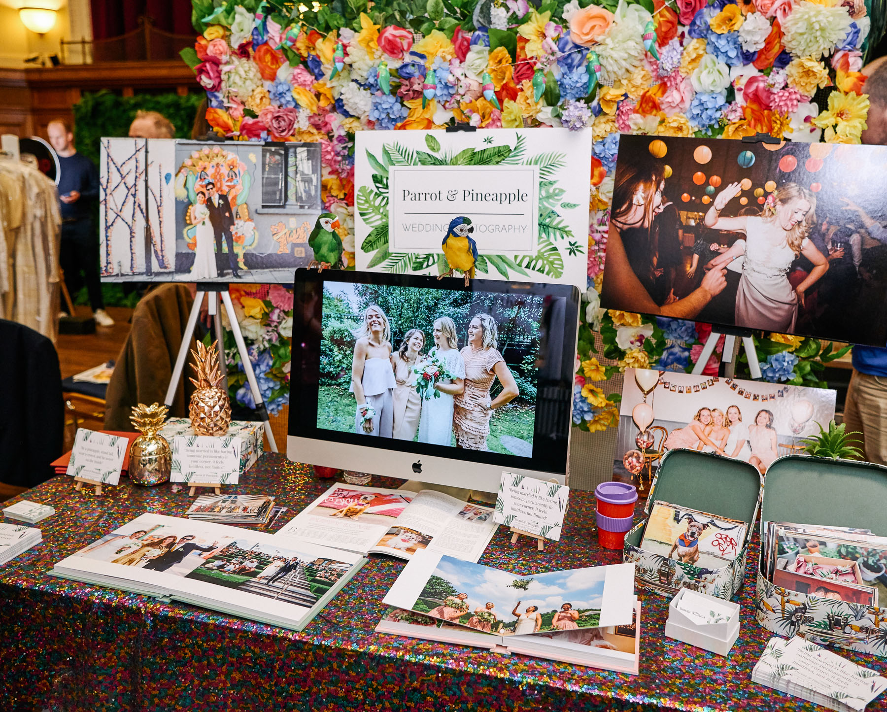 CHOSEN WEDDING FAIR LONDON SPRING 2019 P