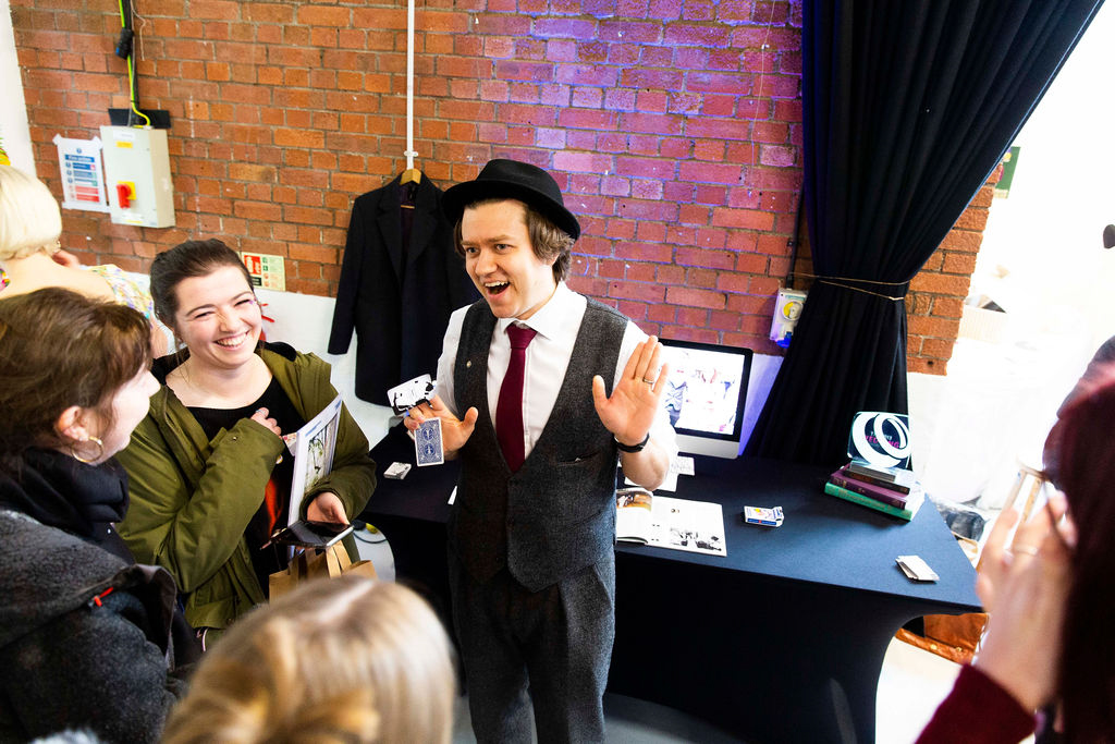 CHOSEN WEDDING FAIR BRISTOL S2019 PHOTOG