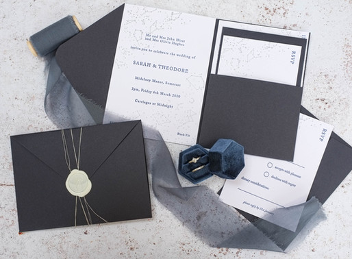 Wedding Supplier Spotlight: Ink & Paper