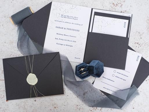 Wedding Supplier Spotlight: Ink & Paper