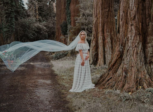 Wedding Supplier Spotlight: Anne-Marie Prescott - Bespoke Veils