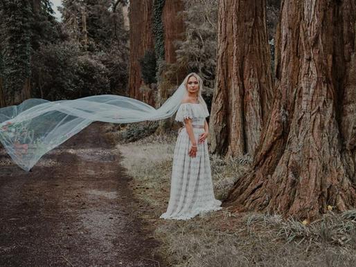 Wedding Supplier Spotlight: Anne-Marie Prescott - Bespoke Veils