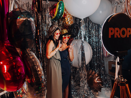 Wedding Supplier Spotlight: Prop Photo Booths