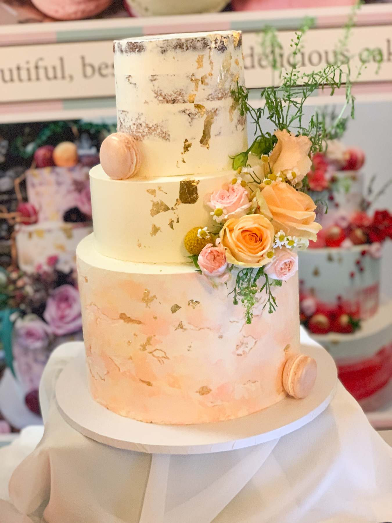 CHOSEN WEDDING FAIR LONDON SPRING 2019-1