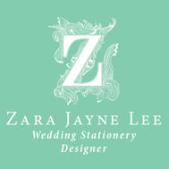 Zara Jayne Lee Wedding Stationery
