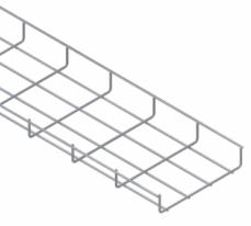 Jgheab metalic sârmă 300x35x3000x4MM
