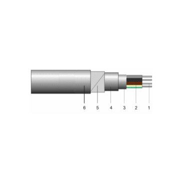 Cablu AC2XABY 3X16