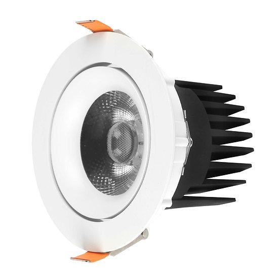 SPOT LED COB ROTABIL 30W 2700LM 3000K IP20