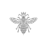 Bee Transparent Background.png