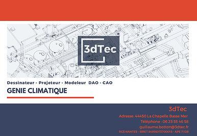 3dTec genie climatique