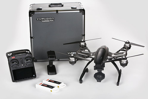 Yuneec Typhoon G/Q500 Mash Up