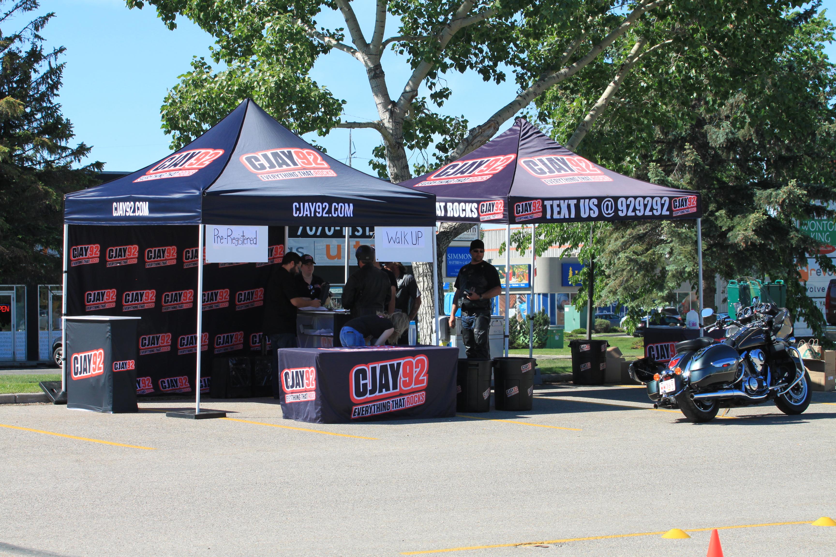 CJ 92 Kids Fundraiser